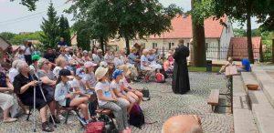 Pielgrzymka Szkolnego Koła Caritas i Służby Liturgicznej do Gietrzwałdu 2019