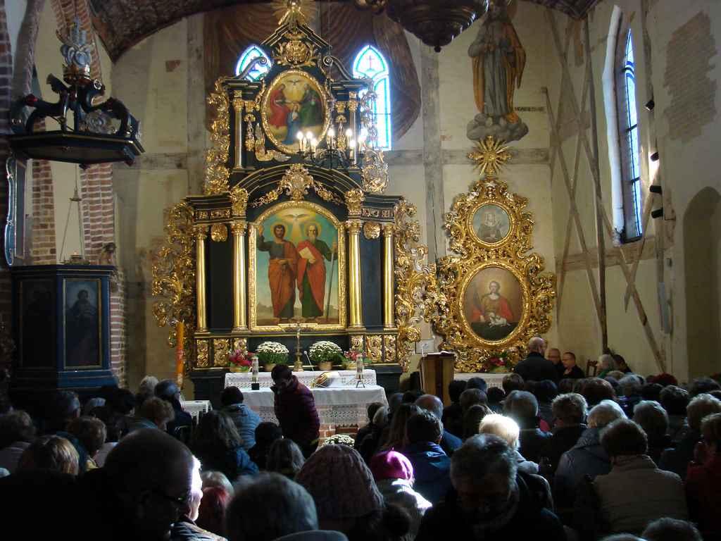 XIII Kongres Metropolitalny Odnowy w Duchu Świętym w Sanktuarium bł. Doroty wMątowach Wielkich